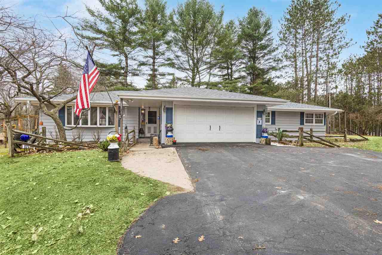 View Single-Family Home For Sale at W5753 OAK LANE, Wausaukee, WI