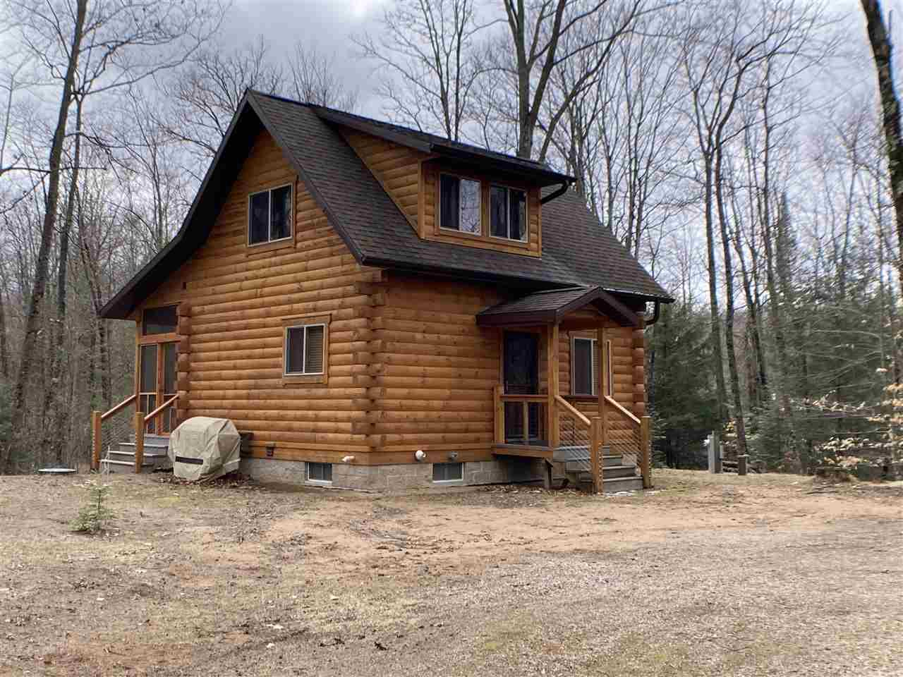 View Single-Family Home For Sale at 10043 ANGLERS WAY, Suring, WI