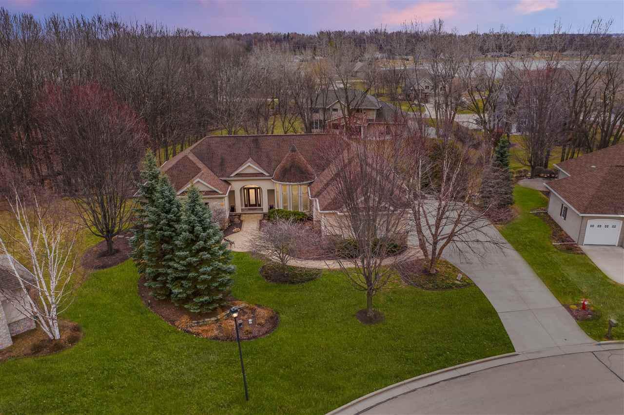 View Single-Family Home For Sale at 2471 WHISTLING SWAN COURT, Menasha, WI