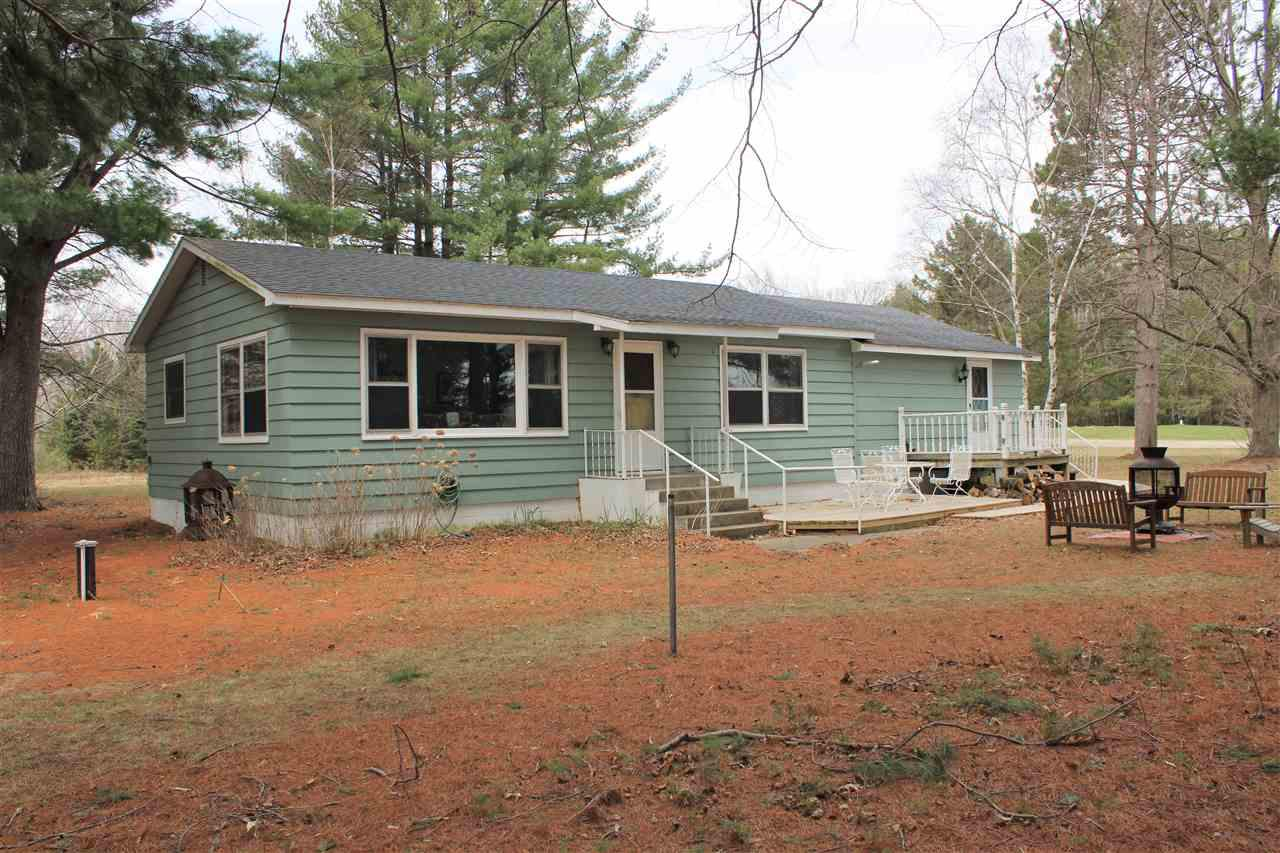 View Single-Family Home For Sale at N6830 County Road B, Montello, WI