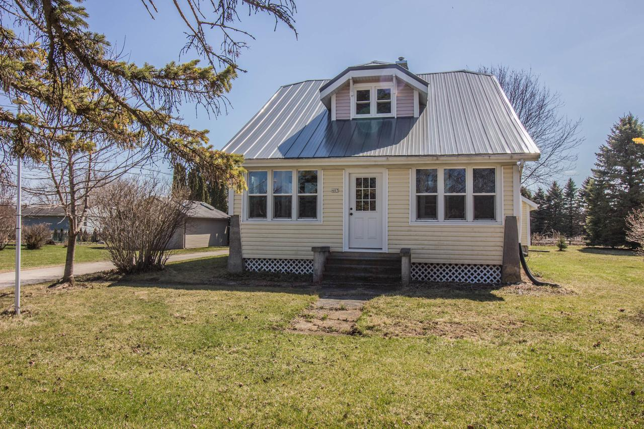 View Single-Family Home For Sale at 407 Main St, Belgium, WI