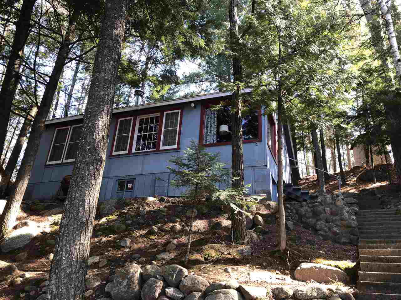 View Single-Family Home For Sale at 17843 E WHEELER LAKE LANE, Lakewood, WI