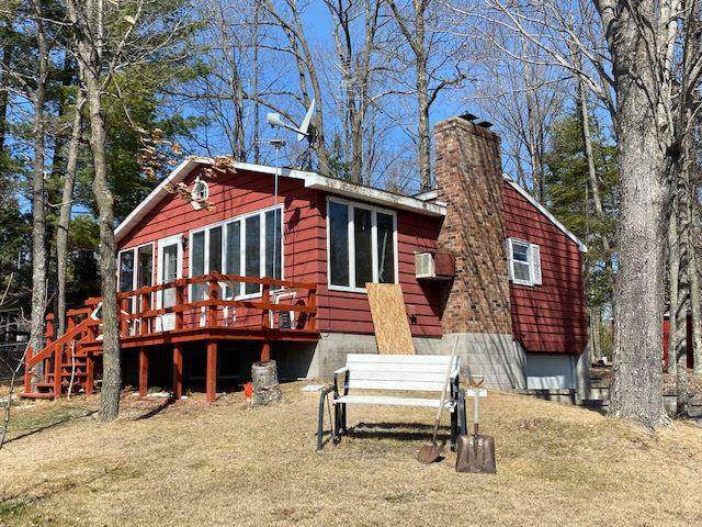 View Single-Family Home For Sale at 16449 N STAR LAKE LANE, Mountain, WI