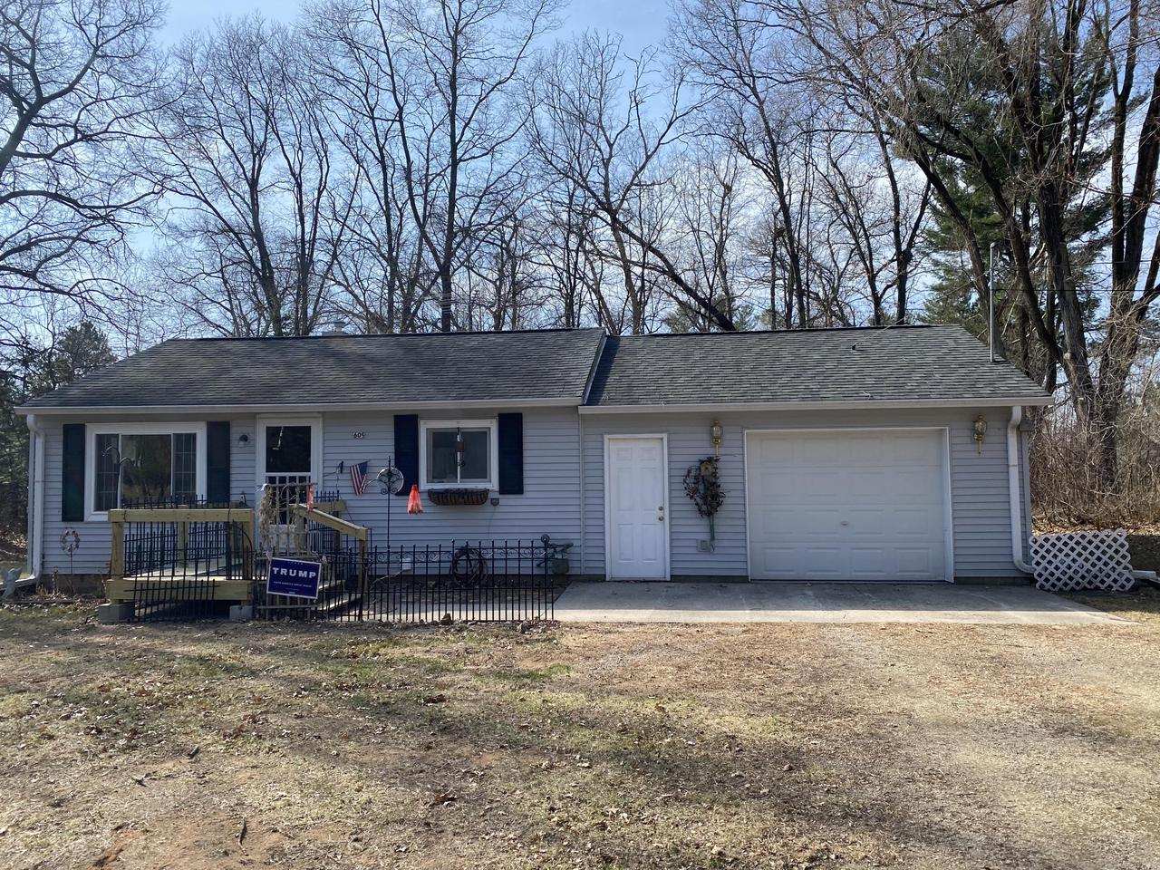 View Single-Family Home For Sale at 609 Rosa Avenue, Crivitz, WI