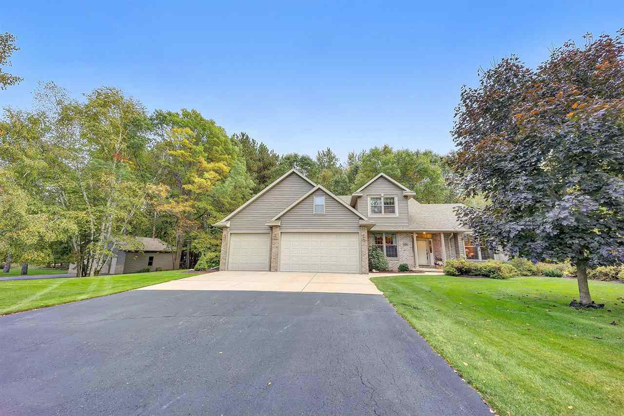 View Single-Family Home For Sale at 6121 NORTHERN LIGHTS LANE, Sobieski, WI
