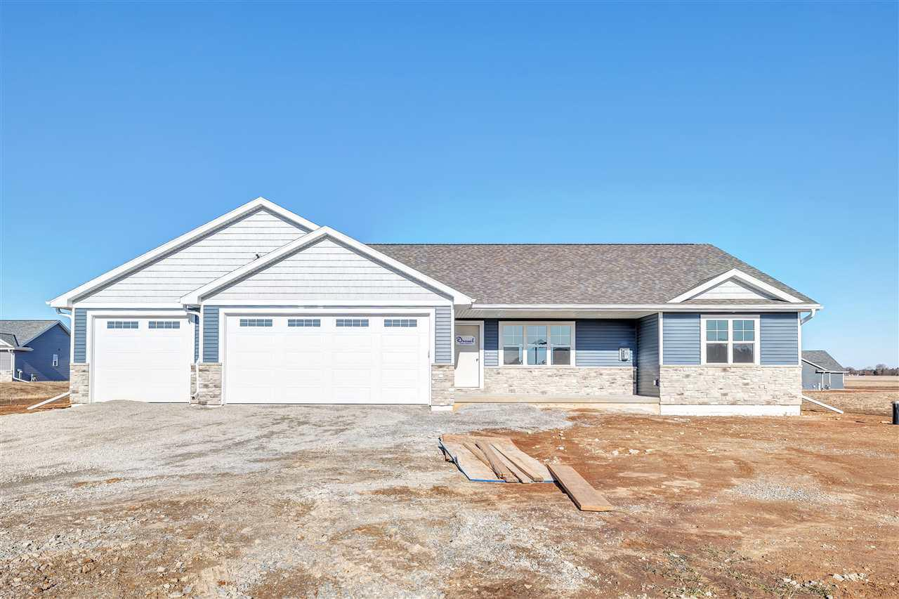 View Single-Family Home For Sale at 427 HIGH RIDGE TRAIL, Pulaski, WI