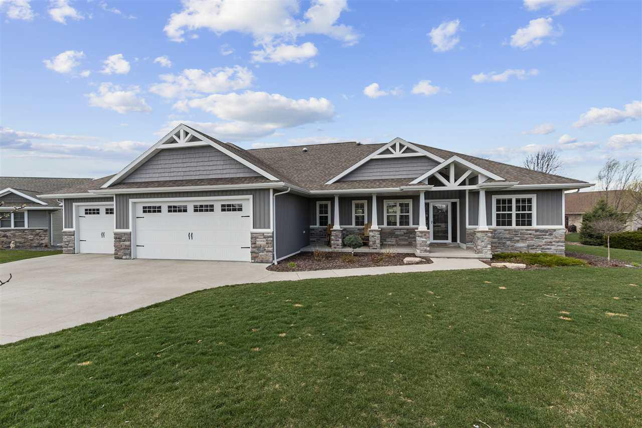 View Single-Family Home For Sale at W5990 GERANIUM DRIVE, Appleton, WI