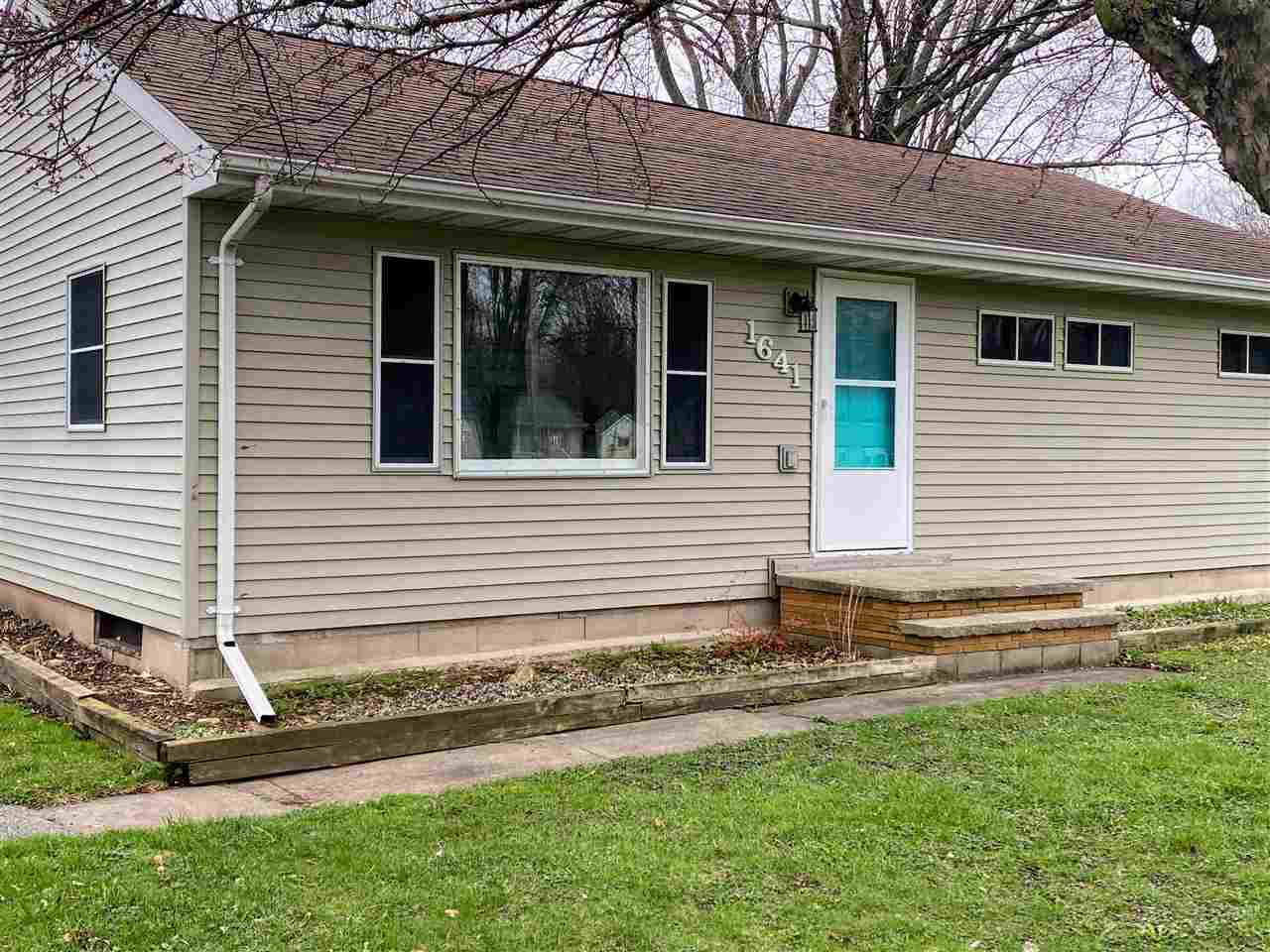 View Single-Family Home For Sale at 1641 PLANK ROAD, Menasha, WI
