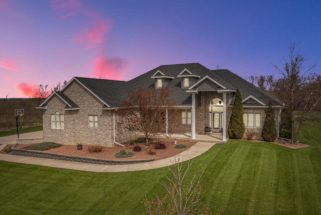 View Single-Family Home For Sale at W5465 Abel Dr, Fond Du Lac, WI