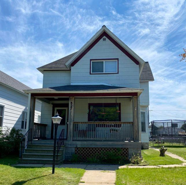 View Single-Family Home For Sale at 827 CARNEY BOULEVARD, Marinette, WI