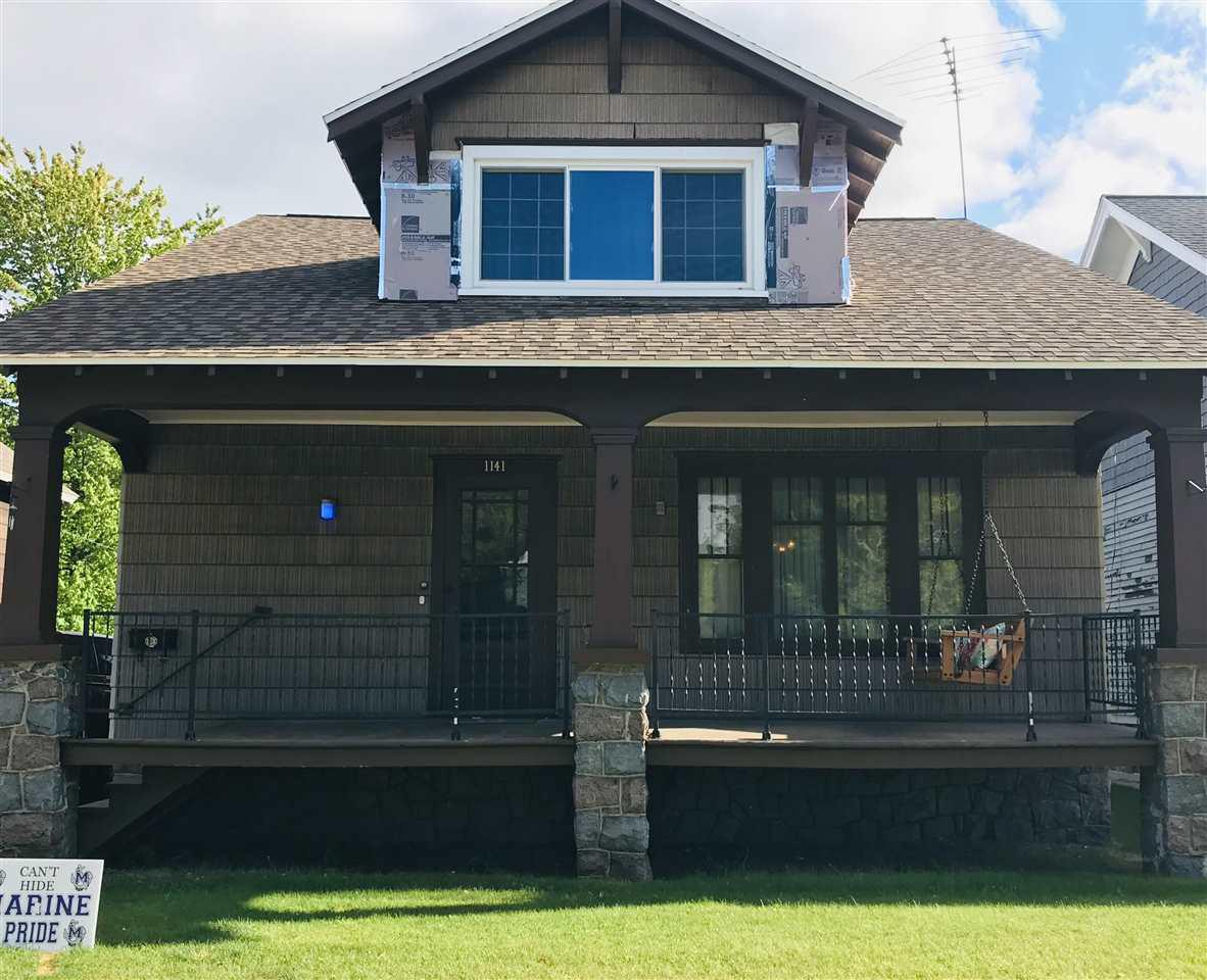 View Single-Family Home For Sale at 1141 GARFIELD AVENUE, Marinette, WI
