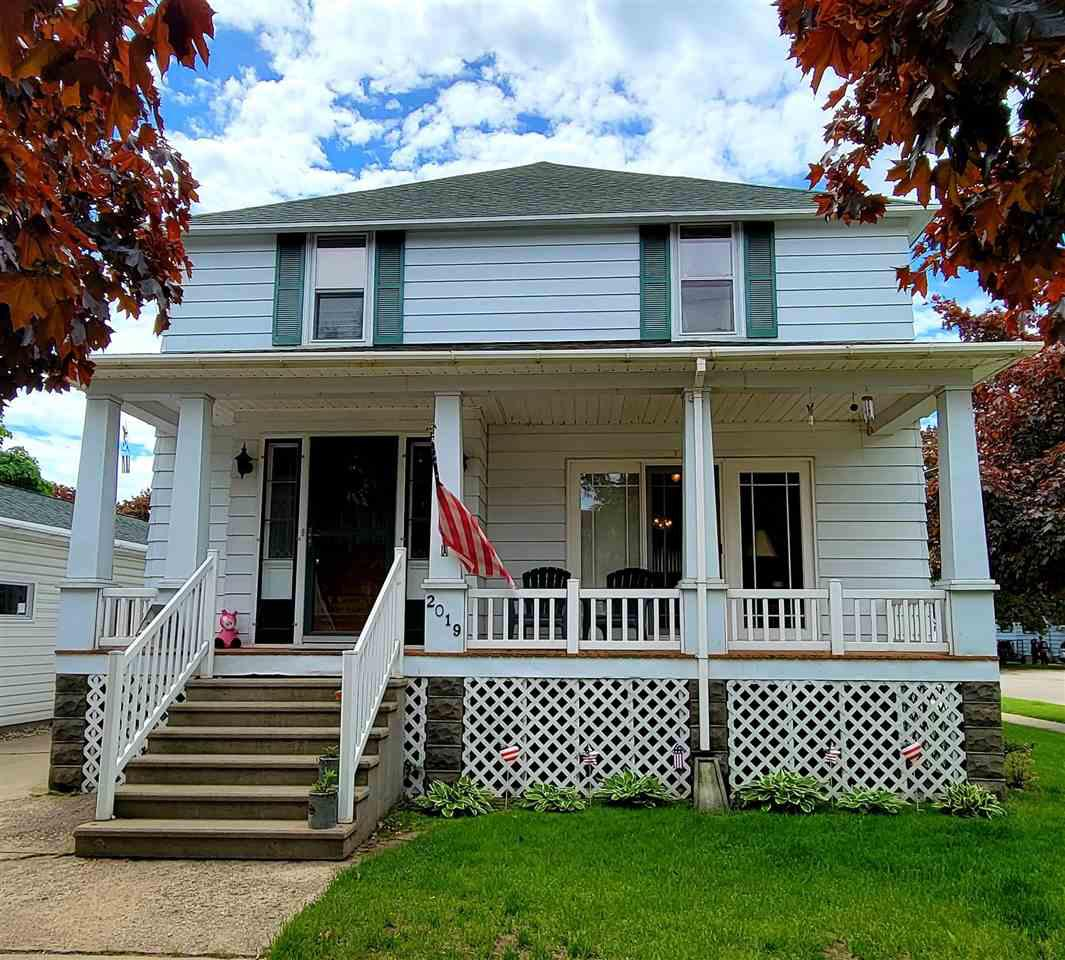 View Single-Family Home For Sale at 2019 SHERMAN STREET, Marinette, WI