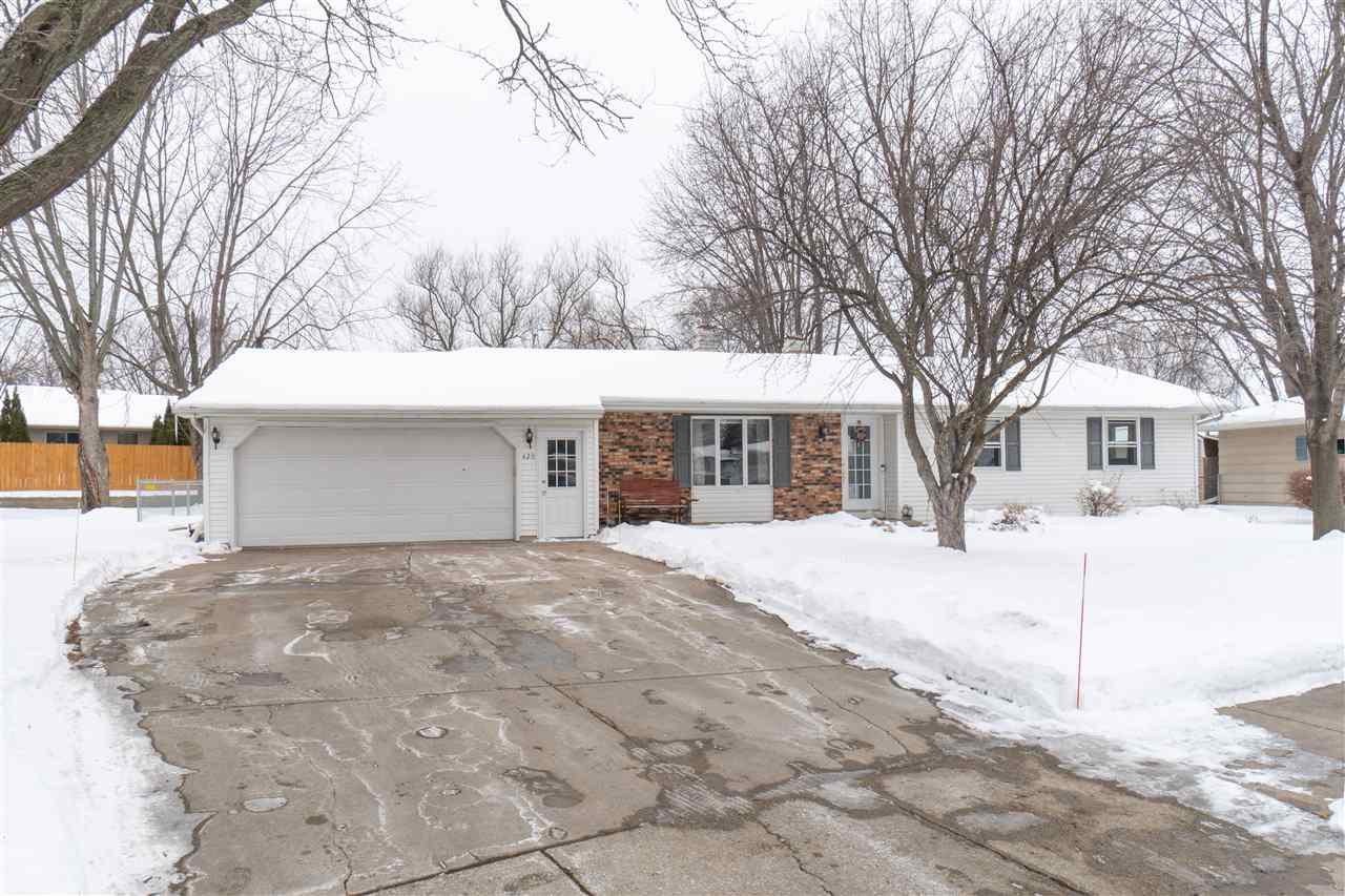 View Single-Family Home For Sale at 429 ORCHARD LANE, Little Chute, WI