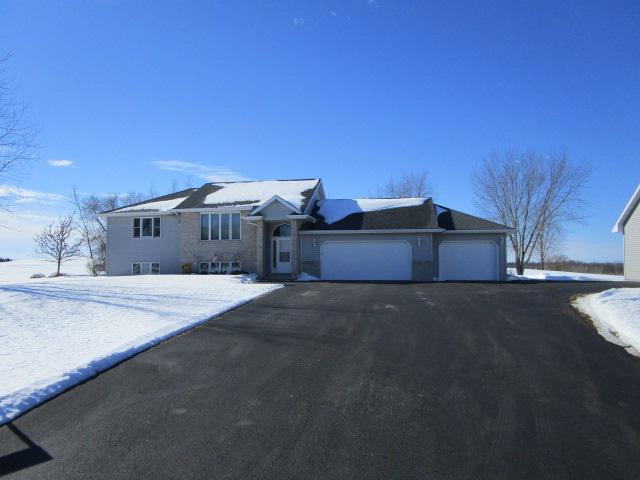 View Single-Family Home For Sale at N8401 TOWN HALL ROAD, Black Creek, WI