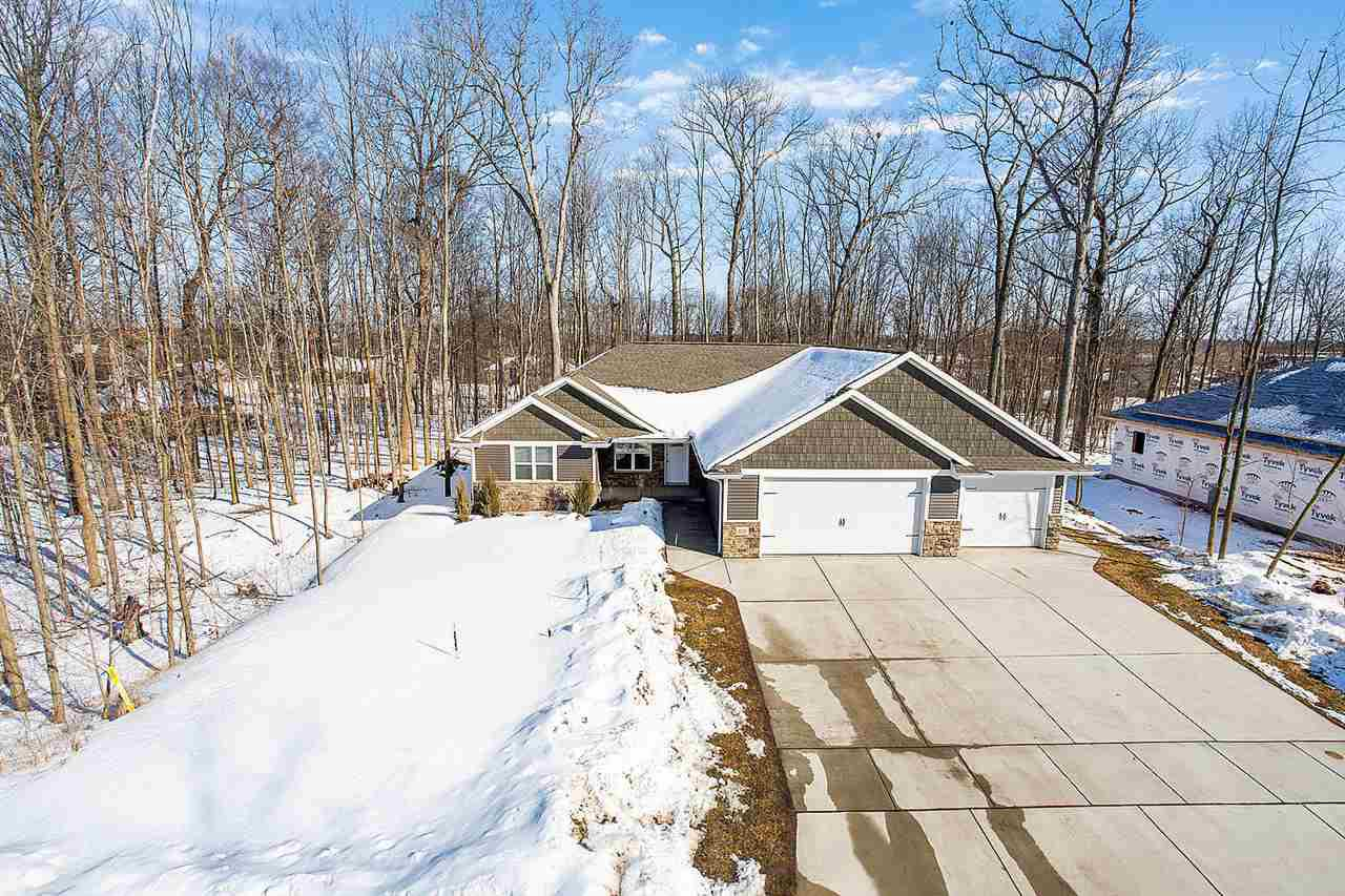 View Single-Family Home For Sale at 828 BLACK GRANITE COURT, Denmark, WI