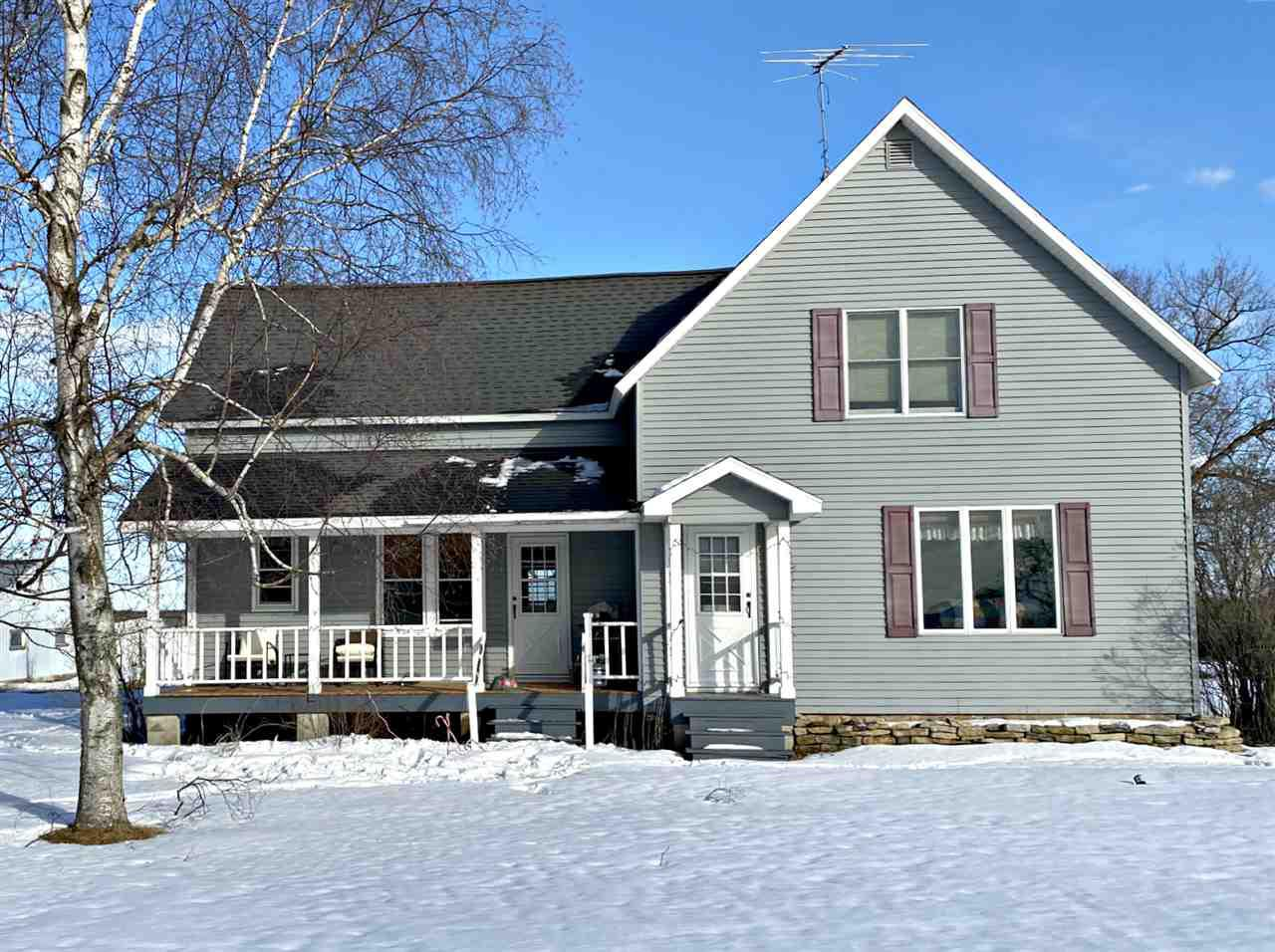 View Single-Family Home For Sale at N9964 HWY 180, Wausaukee, WI