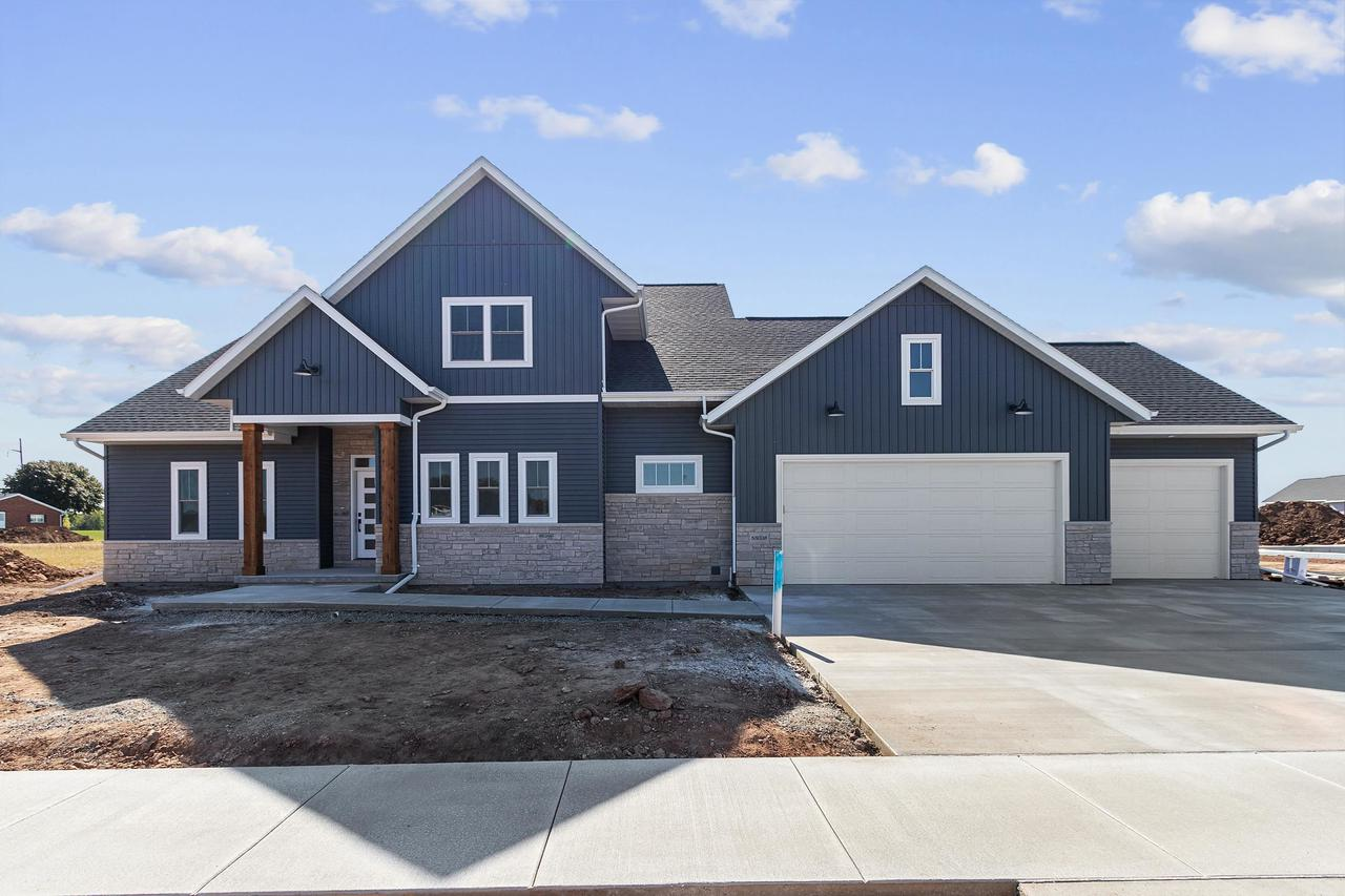 View Single-Family Home For Sale at N9338 DUSTY LANE, Appleton, WI