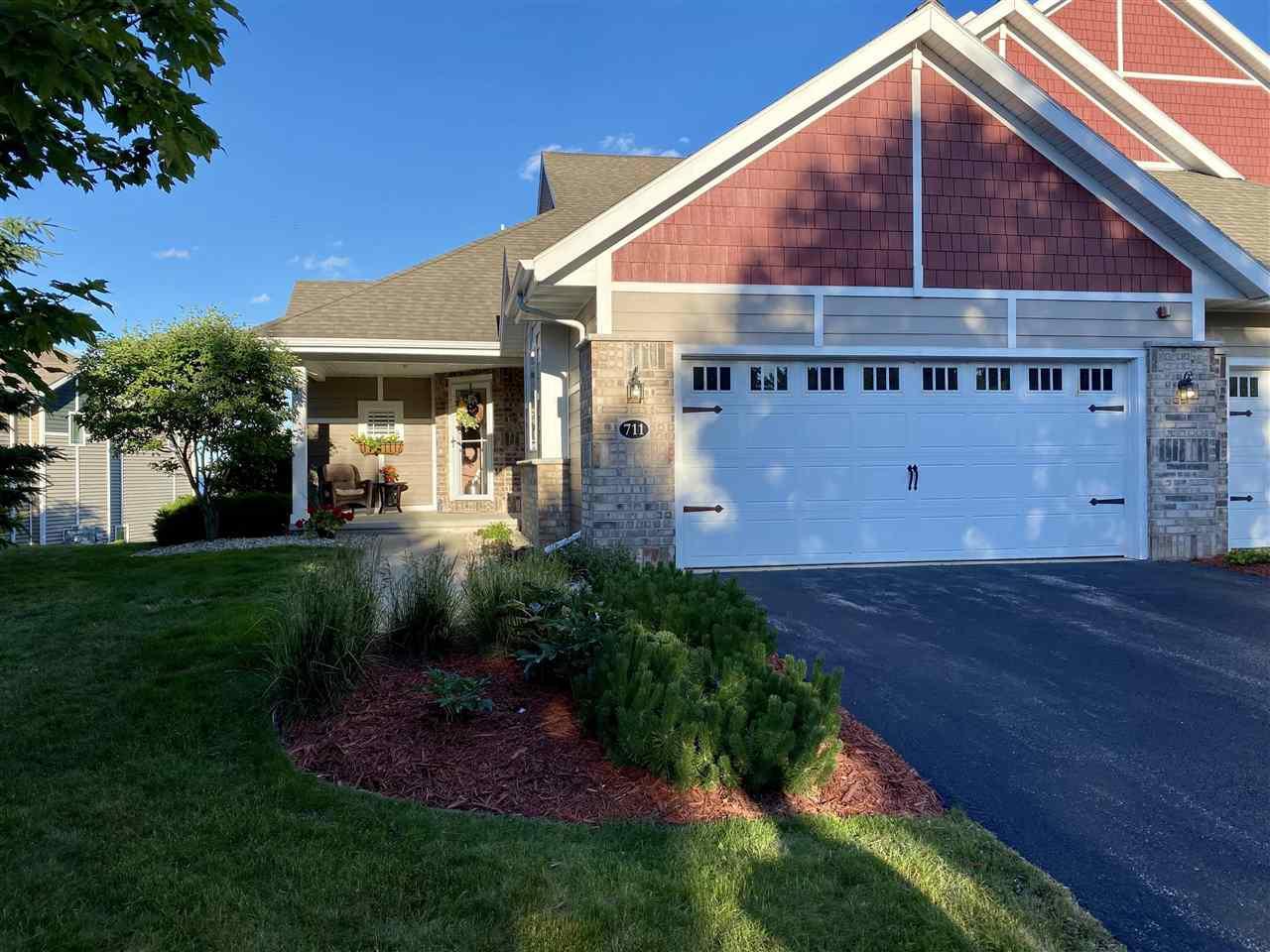 View Condo For Sale at 711 HARBOR TERRACE LANE, Marinette, WI