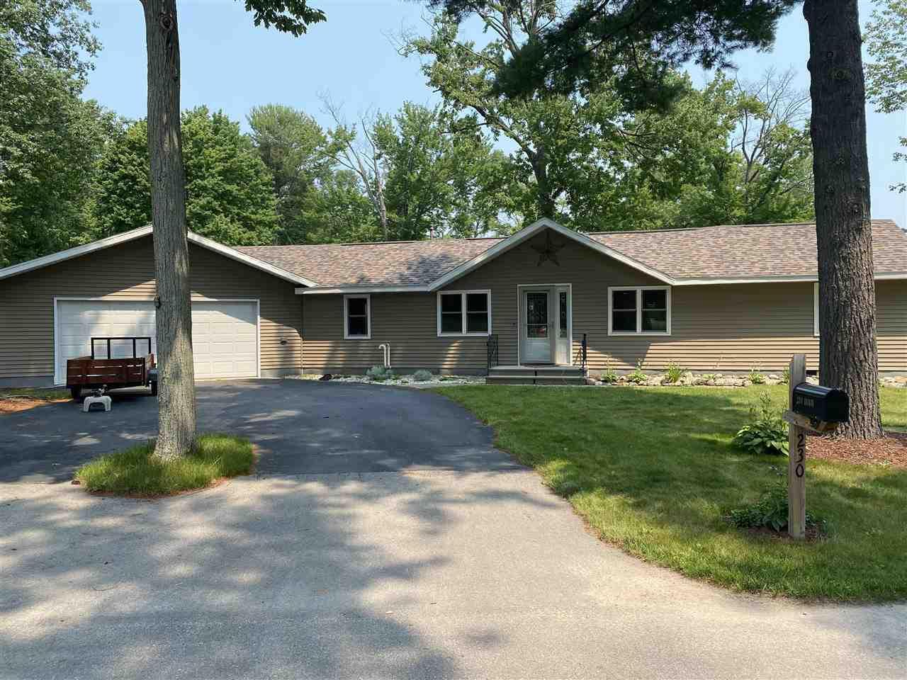 View Single-Family Home For Sale at 230 AUBIN STREET, Peshtigo, WI