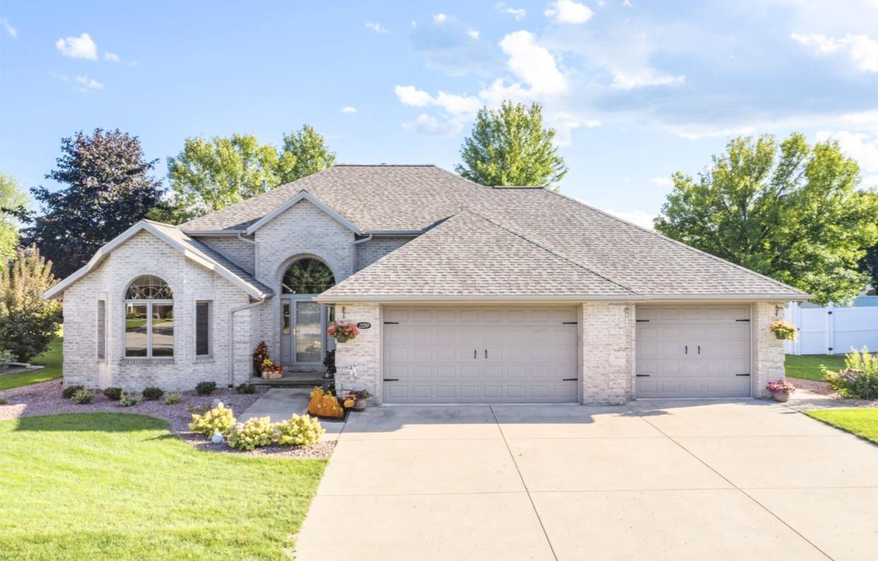 View Single-Family Home For Sale at 1159 DREWS DRIVE, De Pere, WI