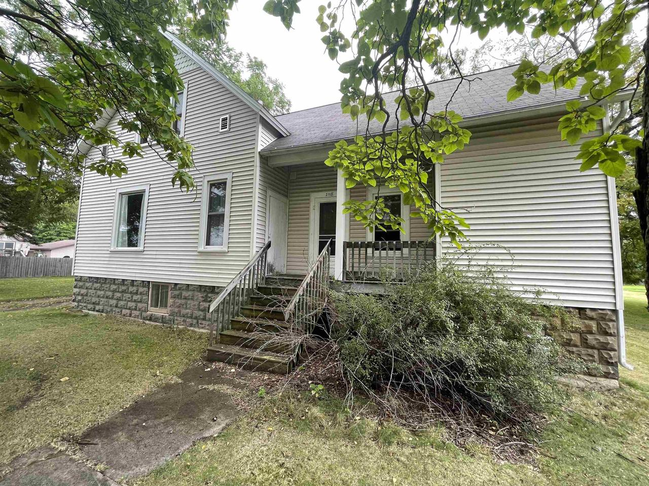 View Single-Family Home For Sale at 2118 10TH STREET, Marinette, WI