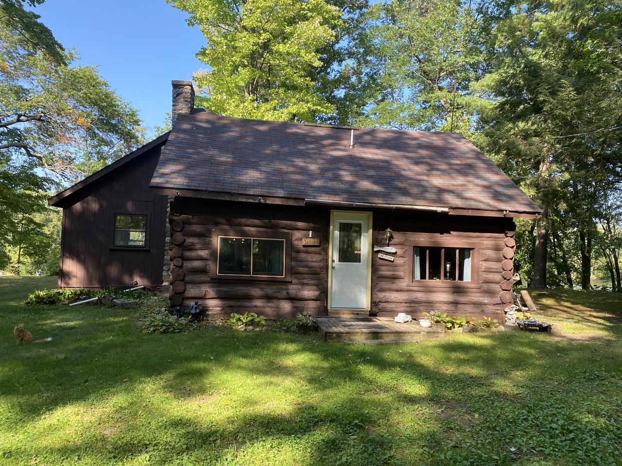 View Single-Family Home For Sale at N5872 State Highway 180, Marinette, WI