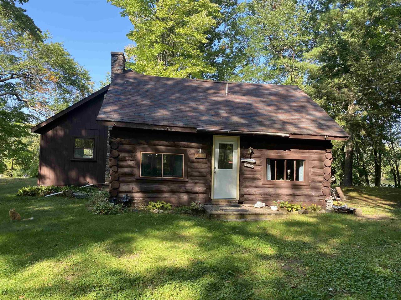 View Single-Family Home For Sale at N5872 HWY 180, Marinette, WI