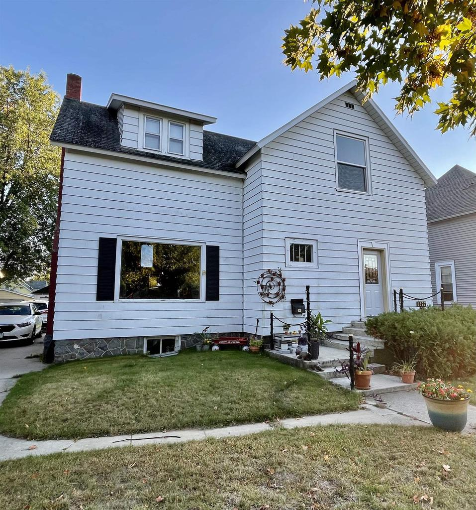 View Single-Family Home For Sale at 1327 CARNEY BOULEVARD, Marinette, WI