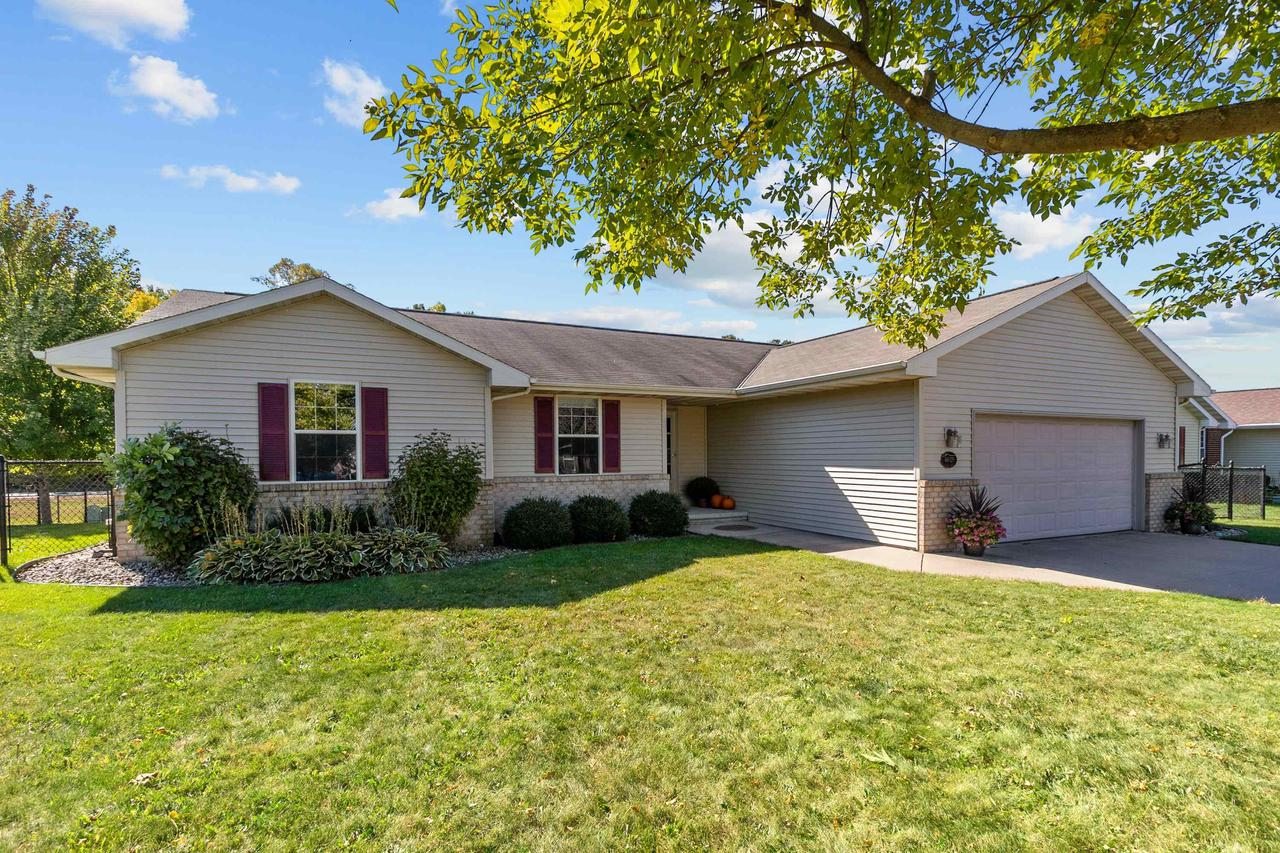 View Single-Family Home For Sale at W6329 LILAC ROAD, Menasha, WI