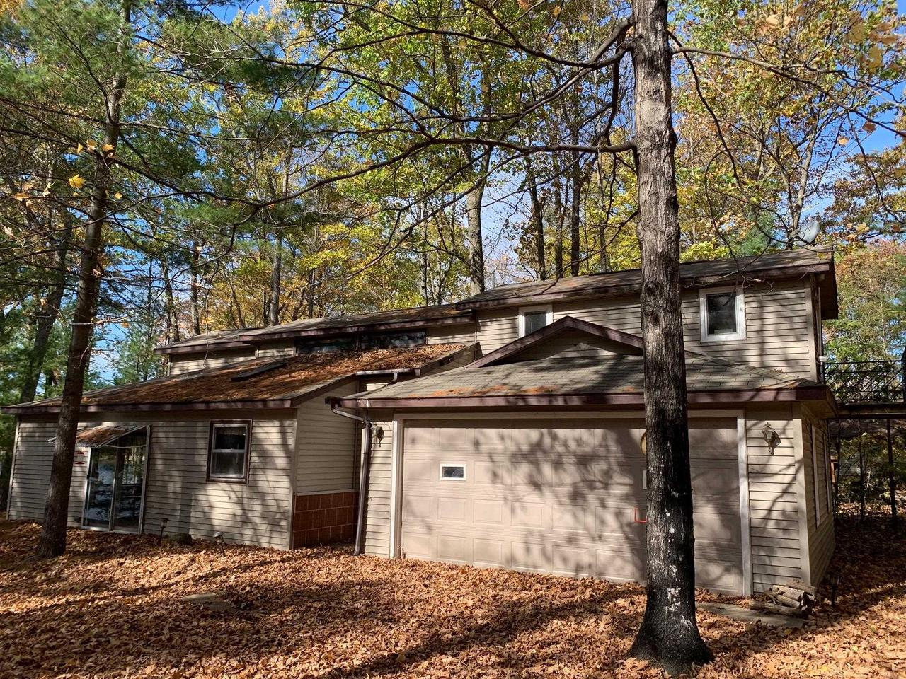 View Single-Family Home For Sale at 5017 MACHICKANEE LANE, Lena, WI