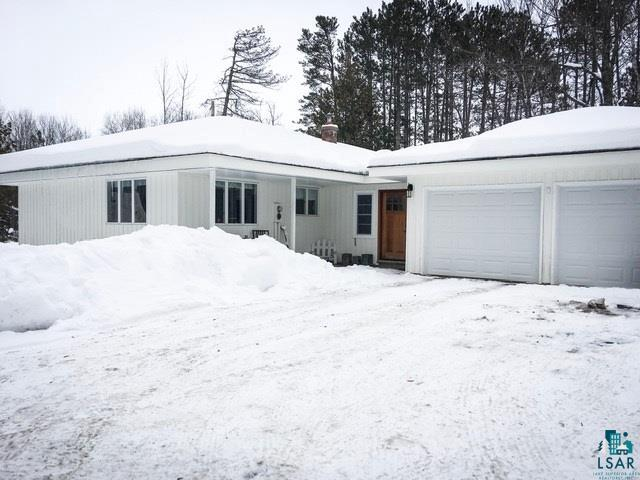 Just out of city limits in the town of Eileen with a park like setting.  4 bedrooms, 2 bath with many recent updates.  2 car attached garage with additional detached shop and another outbuilding for storage.  Beautiful wooded parcel with small stream.  Blacktop driveway.  Just installed brand new boiler heating system.