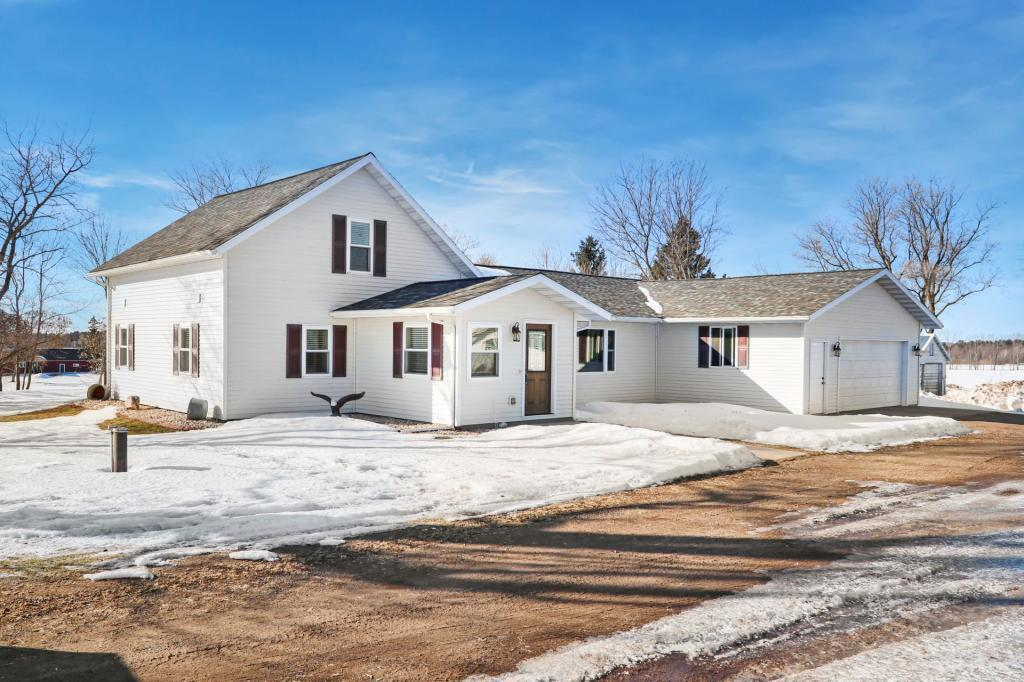 Kids are moved out so we are selling this 5 bedroom home before they move back! Prime location- just 2 miles from Walmart and just South of Turtleback. Complete remodel in 2014. Barn and sheds for storage or critters. This rural property is a great opportunity for you to get out of the City.