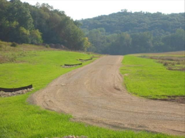 Picturesque setting on dead end Town Rd.  Build your home in the open area or withing the woods.  Sloping wooded hillside.  Driveway installed and ready to build.