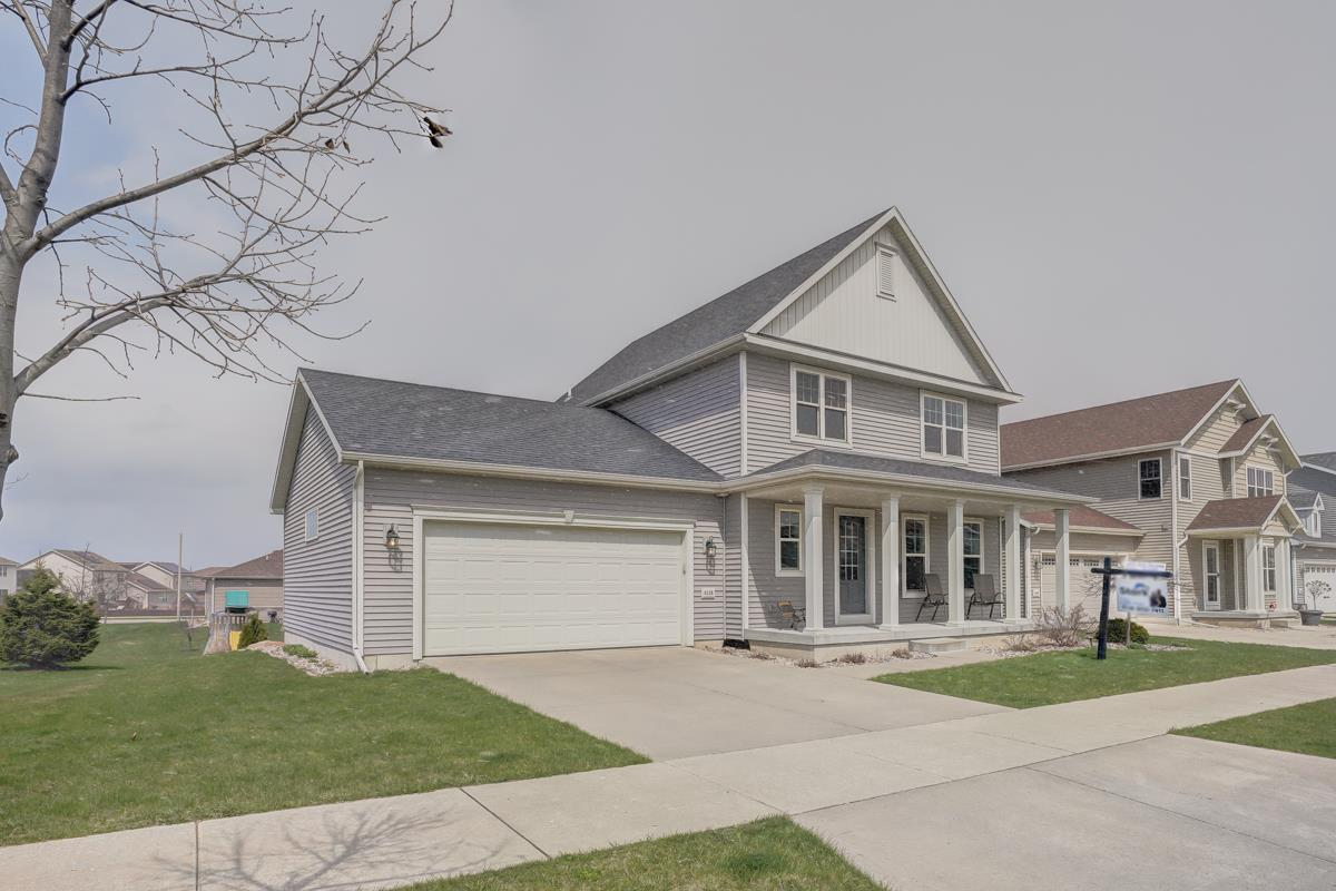 6138 Pacific Crest Rd ROAD, MADISON, WI 53558