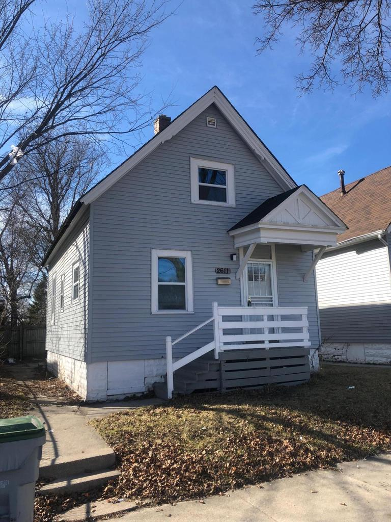 Mostly renovated SF home ready for a new owner or investor. Make the space your home or cash flow it! Property is REO, being sold ''as-is''.