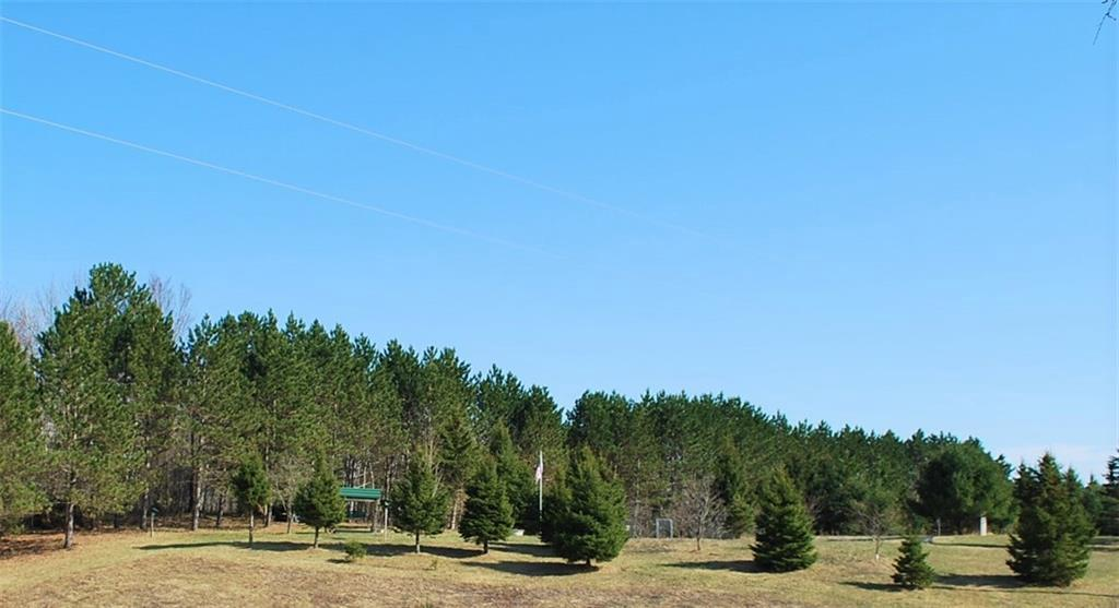 10.1 Acres on 182nd St Street STREET, HOLCOMBE, WI 54745