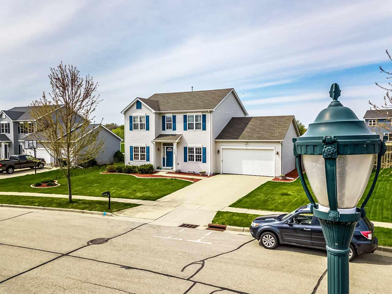 718 Water Tower Dr DRIVE, MARSHALL, WI 53559