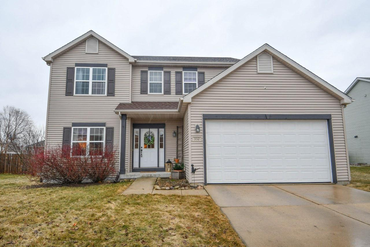 332 Stonefield Dr DRIVE, LAKE MILLS, WI 53551
