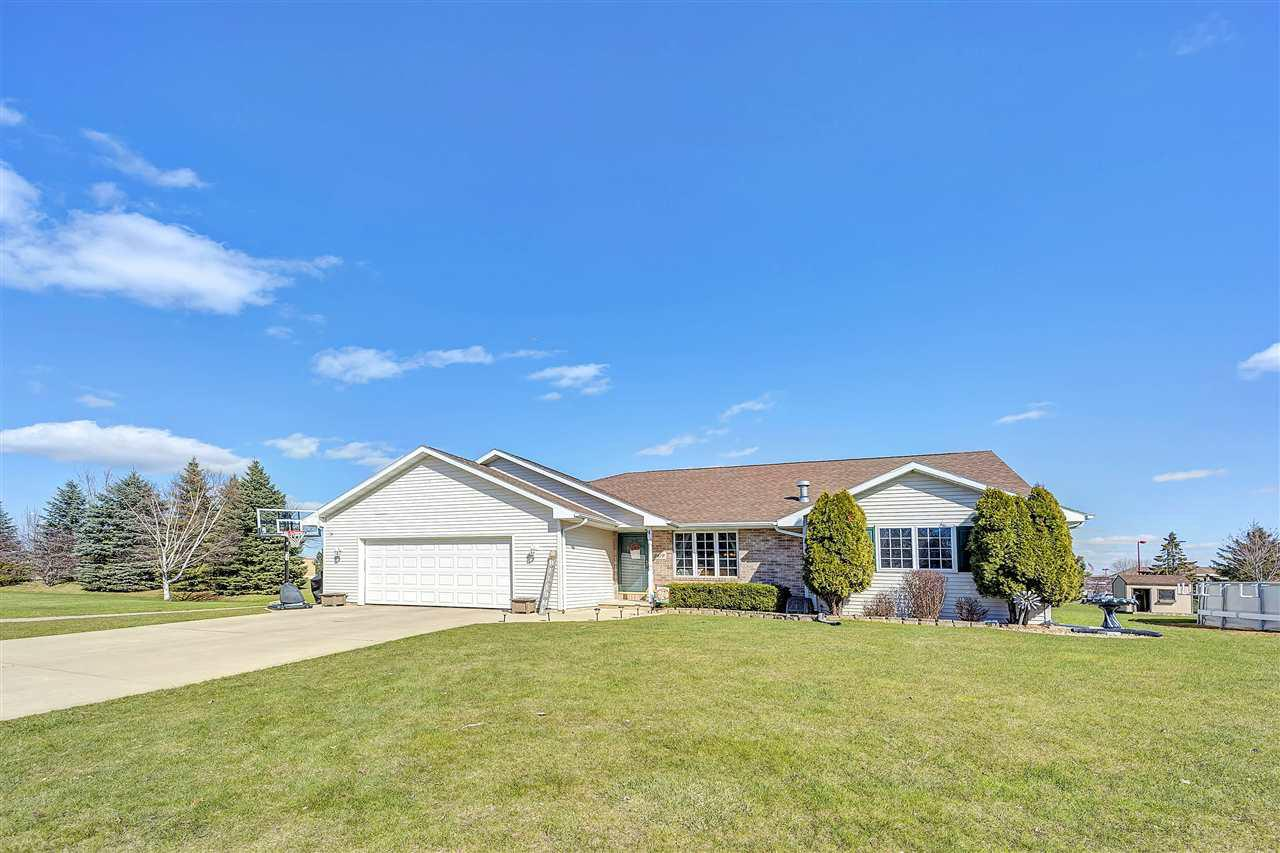 2419 WARBLER DRIVE DRIVE, HOWARD, WI 54303