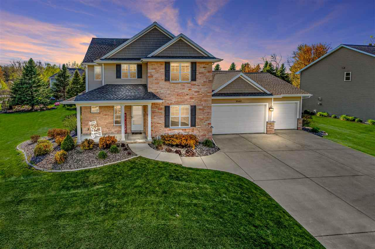 3562 ABBEY COURT COURT, HOWARD, WI 54313