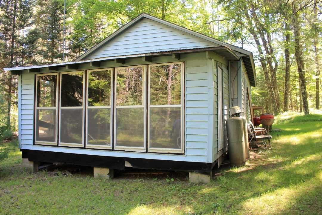 Secluded cabin on 2.35 acres surrounded by public land with ridges and oaks for plenty of hunting opportunities. Cabin comes fully furnished and is heated by propane with a propane stove for cooking and is minutes from both the Pike River and the Menominee Rivers