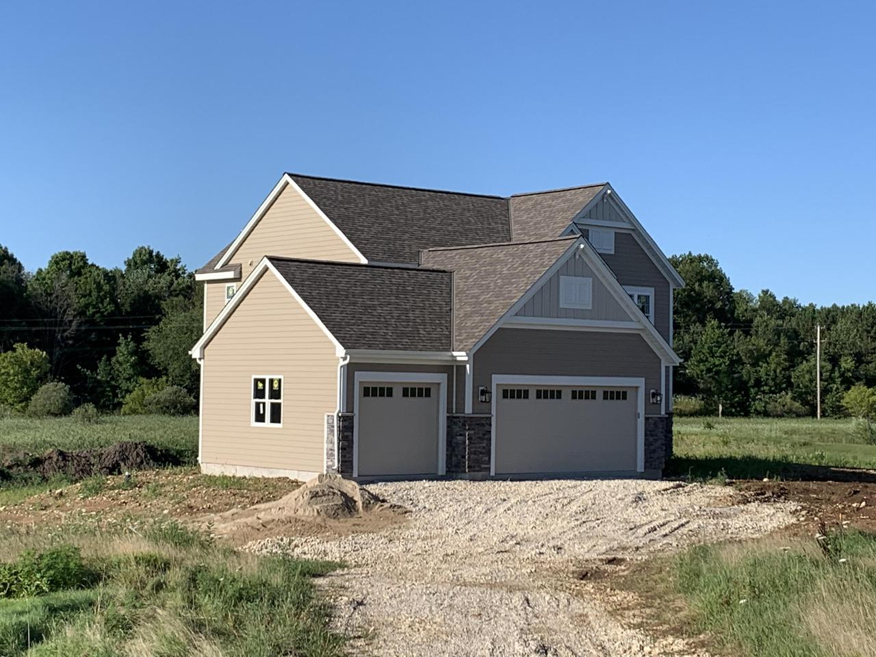 NEW CONSTRUCTION by Stepping Stone homes. The Jayden model offers lots of space in an anything but traditional two story! You'll find 4 BRs up & a den/office option on the main floor. Spacious MBR w/private MBA & large walk in closet. Open concept kitchen/living room w/electric fireplace and patio door off dining area. 2x6 exterior framing and amazing upgrades like soft close dovetail cabinetry, quartz and marble counter tops, double sinks in the bathrooms, upgraded flooring, 8 ft GA doors & more! This home comes equipped with Smart Home Technology, including integrated lighting, door locks, ecobee smart thermostat, video doorbell, Lift Master garage door, all of which you can control from your mobile device. Smart home technology at it's best.