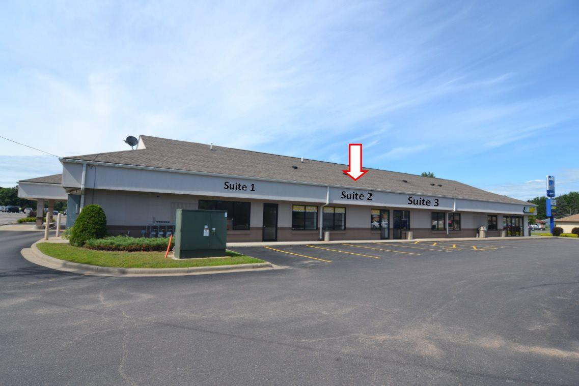 1289 Sq. Ft. of Retail/Office Space in the Rothschild Center. There are Multi-Long Term Tenants, Marathon Savings Bank and Subway. Great Location on a High Traffic Road and Near Major Highway. Signage Options Available. Ample Paved Parking. Estimated NNN $4.00 Sq. Ft. There is additional space available, ask for details. Owner is Very Flexible.,This information is compiled from miscellaneous sources and is believed accurate but not warranted. Neither the listing broker nor its agents, sub-agents or property owner are responsible for the accuracy of the information. Buyers are advised to verify all information.