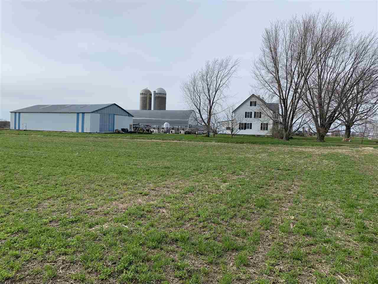 Property?s Visual Description:    FORMER DAIRY FARM.  WITHEE LOAM SOIL.  LAND     IS CONTIGUOUS.  FRONTAGE ON BLACK TOP ROAD.    12 ACRE HARD MAPLE WOOD LOT IDEAL FOR TAPPING.        SPRING FED POND.  IDEAL HUNTING GROVES.   Property Location:    SECTION 21 & 22-T29N-R3E Town Of:  JOHNSON County:  MARATHON School District: ATHENS Zoning:  AG Property Size: Acres:    193.78      TILLABLE: 103.29      WOODED/PASTURE Water Supply/Septic:      PRIVATE WELL. SEPTIC WITH DRAIN OUT. House:   2-STORY.  5 BEDROOM.  1 BATH.  FULL BASEMENT.                               ATTACHED 1 CAR GARAGE.  NEWER METAL ROOF.    VINYL SIDING.  COMBINATION WOOD/OIL FA HEAT.    ELECTRIC WATER HEATER.  110 AMP ELECTRICAL    ENTRANCE.  REFRIGERATOR AND STOVE    INCLUDED. Barn:  32?X110? GRADE A DAIRY BARN.  51 STALLS WITH    MATS.  NEWER METAL ROOF.  GRAVITY FLOW     MANURE SYSTEM.  TUNNEL VENTILATION.  GRADE    A MILK HOUSE WITH 4 UNIT BOUMATIC PIPELINE.     MUELLLER 500 GALLON BULK TANK.   Silo:   (2) ROCHESTER 18?X60? STAVE WITH UNLOADERS. Heifer Shed: 30?X40? 3-SIDED POLE TYPE WITH HEAD LOCKS.,Machine Shed: 44?X88? POLE TYPE WITH 24?X25? HEATED SHOP.    200 AMP ELECTRICAL ENTRANCE. Feed Bin:  8 TON. Calf Hutches: 25 COUNT.  INCLUDED. Stored Feed on Hand:    INCLUDED. Fuel Storage: (2) 300 GALLON BARRELS WITH PUMPS INCLUDED.