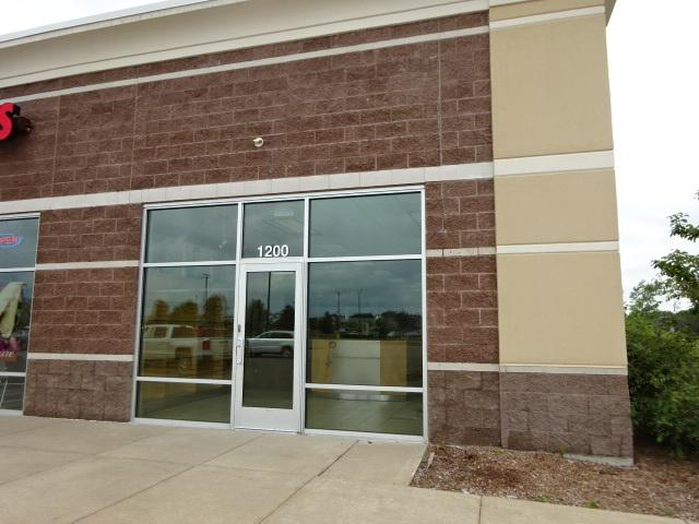 For Lease in the Cross Roads complex a 1,540 square foot end cap suite.  This was the Regis Salon, so it's a turn key Salon location, as it includes all the Salon Furniture, Fixtures and Equipment that's present now. Base rent is $16.00 psf for $24,640.00 per year for $2,053.33 per month, Plus NNN at $4.50 psf for $6,930.00 per year for $577.50 per month.  So, total monthly cost is $2,630.83, plus tenant to pay for all utilities. To build out this Salon today would be very expensive. Lease terms 3 to 5 years, with options for renewals.  Rents to increase at 3 % per year after the first year.  Move your Salon business here with the highest customer count location in the area.