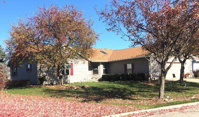 *Still showing with Offer*Lovely ranch home ready to move in.  Open concept, GFP in great room, hardwood floors, cathedral ceiling,   Master suite to fall in love with, huge deck over looking the backyard. Seller shows pride of ownership.   Hurry