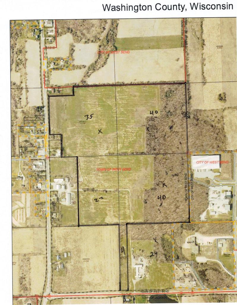 Lt0 County Road P, WEST BEND, WI 53095