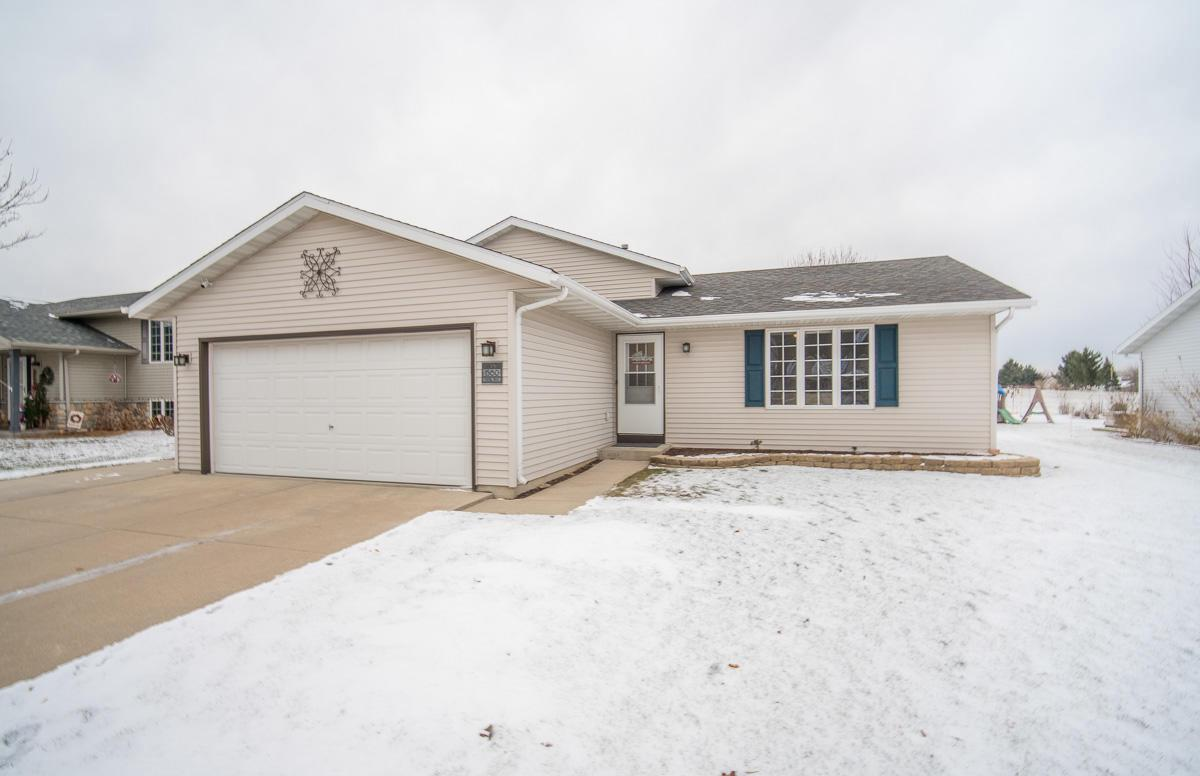 Here's an amazing opportunity to own this immaculate Hartford Tri-Level! Located in the coveted Prairie Crossing subdivision, this spacious 3 bedroom, 2 bathroom home has all the room you would need. Both upper and lower bedrooms can be Master bedrooms, with walk-in closets and both bathrooms are attached and dual-access. Open concept living room, dining room, and kitchen, with brand new flooring, breakfast bar and stainless appliances. Enjoy evenings on the huge brand new deck, overlooking the peaceful field. Need extra storage?? The shed in back is perfect, and even has electricity. This home has it all. The roof is even new as of 2019! This home is only available due to a job transfer. Take advantage now!