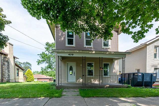 90% completed! Freshly remodeled 3 bed, 2 bath property in Watertown.  New windows, sheetrock, all new doors, trim.  All new flooring, plumbing and electric.  New vinyl siding.  House will need shingles replaced and garage build if buyers preferred.  Being sold As-Is, will not qualify for FHA financing!