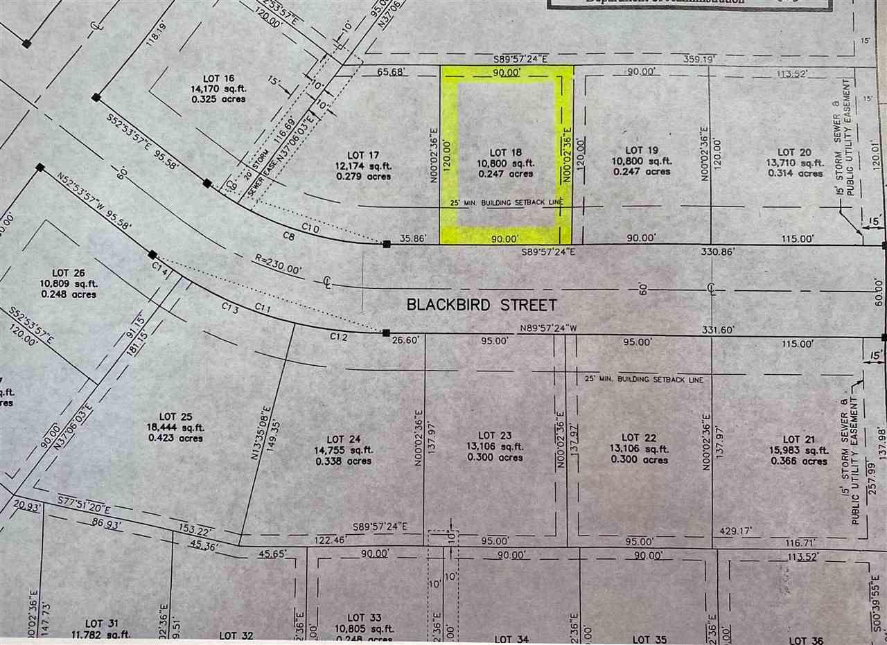 326 BLACKBIRD STREET STREET, NORTH FOND DU LAC, WI 54937